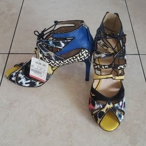 Zara NEW with Tags Sandals/Shoes/Heels